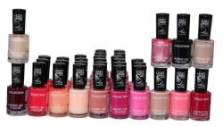 63 x Collection Lasting Gel Colour Nail Polish | 18 shades | RRP £157 | Job Lot